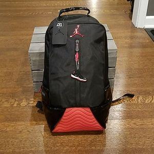 Jordan Retro 11 Bred Backpack